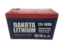 Dakota Lithium LiFePO4 12V10Ah Battery (50)