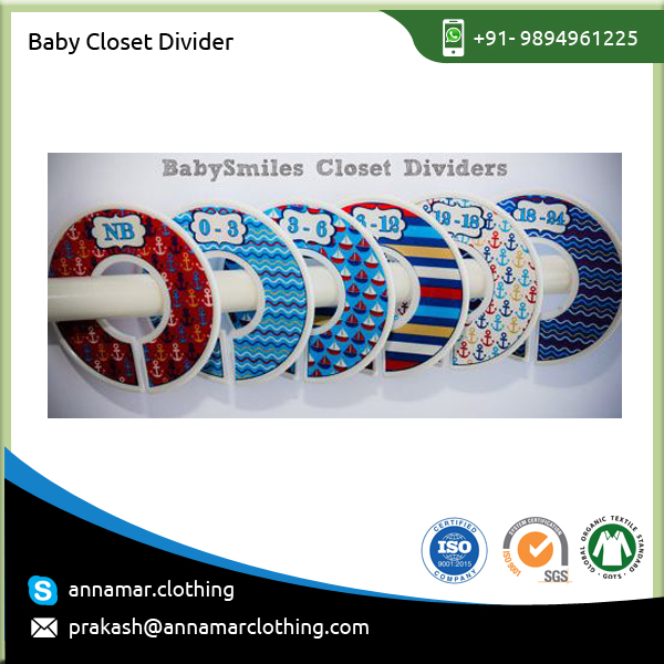 Huge Variety of Baby Closet Dividers / Wardrobe Organizers for Sale