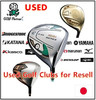 Hot-selling and Cost-effective golf titleist bag and Used golf club for resell , deffer model also available
