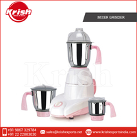 Different Shape Quick and Easy Mixer Grinder