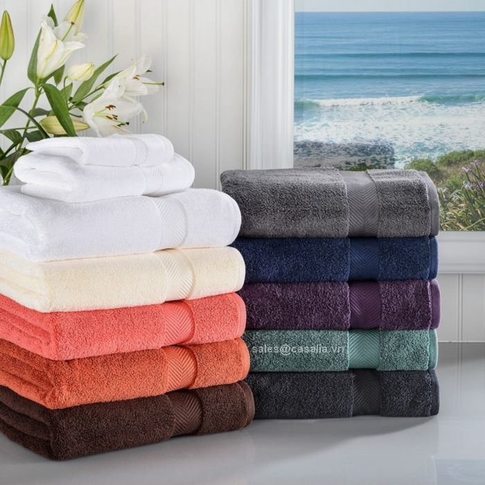 Egyptian Luxury Cotton bath towel, dobby towel, jacquard towel