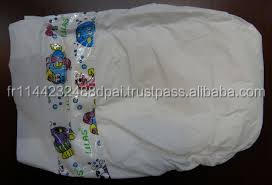 Diamond Soft Cotton Disposable Baby Diapers with Good Quality(JHC005)