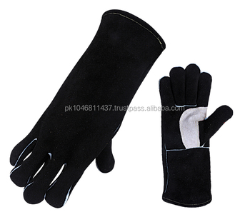 Cow Leather Welding Gloves