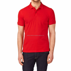 Color Red,shirt sleeve,hot sell polo shirts