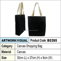 shopping bag / canvas shopping bag