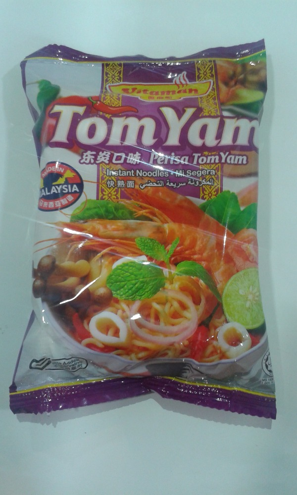 Vitaman Tom Yam Instant Noodles (Packet)