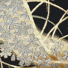 Premium Quality Traditional Gold Brocade Kyoto Fabric For Japanese Furisode Kimono And Obi At Best Prices, OEM Available