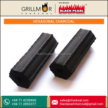 Industrial Grade Top Quality Hexagonal charcoal at Very Low Market Rate