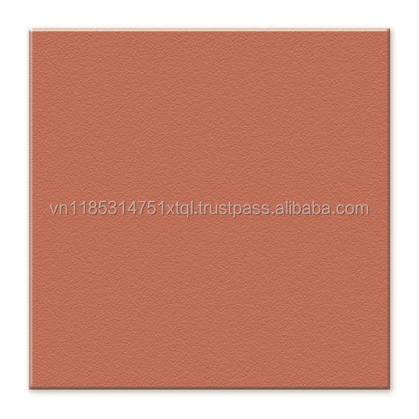 Terracotta Extruded Tile - Flooring Light Red