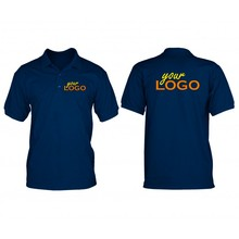 Custom logo Printed Polo shirts/ Event promotion Polo shirts/ Paypal also accepted