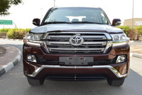 2016 Model Toyota Land Cruiser 200 New Car Export Dubai