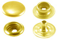"1/2"" (12mm) round spring set with cap, socket, stud and eyelet"