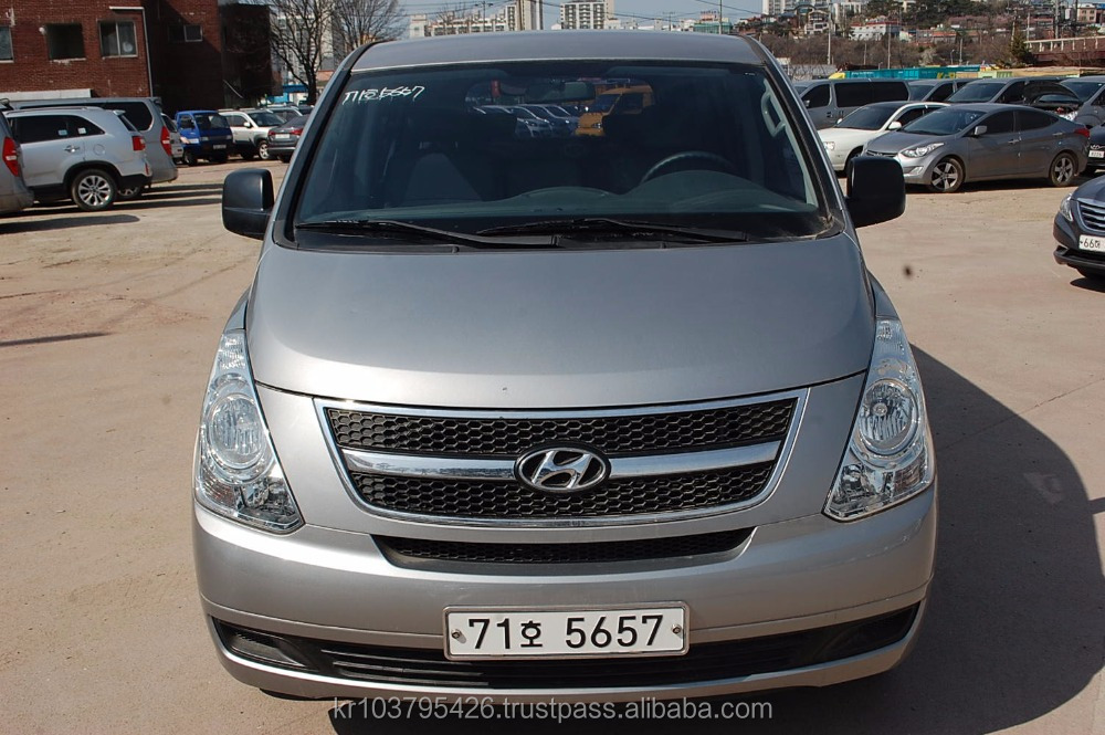 Hyundai Grand Starex H1 CVX Deluxe Used Korean Van