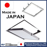 Lightweight and Best-selling Stainless Steel Hinged Access Panel with high-performance made in Japan