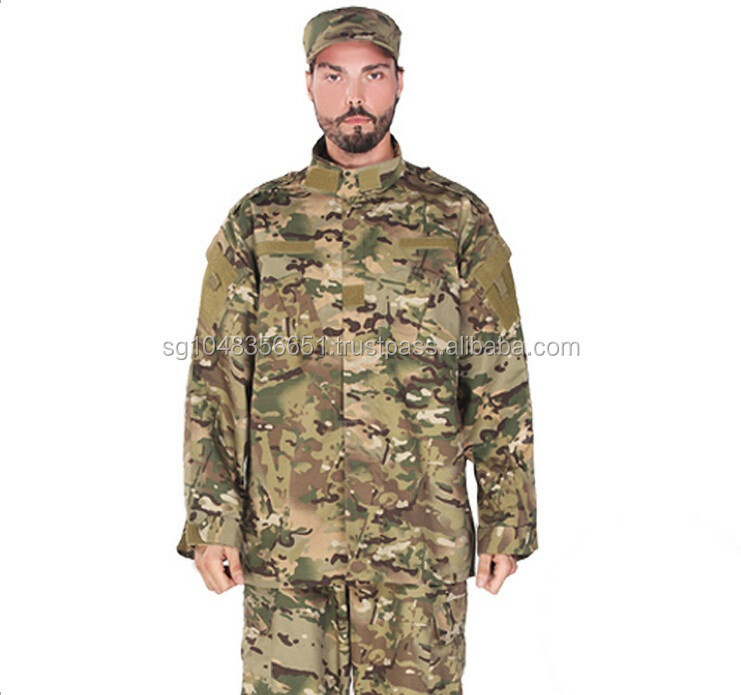 Hot sale US Army Uniform Digital Marine Camouflage Millitary Uniform