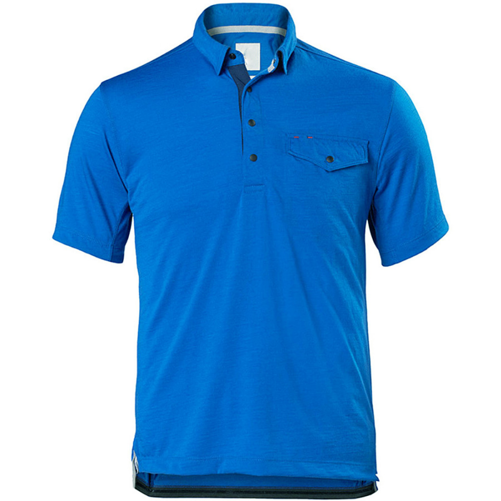 Custom t shirts - your game polo shirt fabric