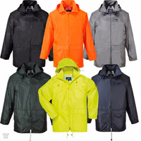 Light weight rain jacket/Custom light weight rain jacket