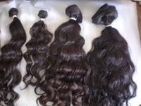 Wholesale Cheap Grade 6A Virgin Brazilian Wavy Hair Thick Bundles 100% Brazilian Hair
