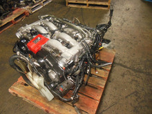 Used Nissan 300zx VG30DETT Engine 300zx Twin Turbo Engine Manual Transmission