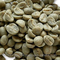WET POLISHED ROBUSTA COFFEE BEANS