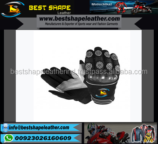 New Style Custom Classic Motorcross Gloves / Motorcycle Gloves / Motorbike