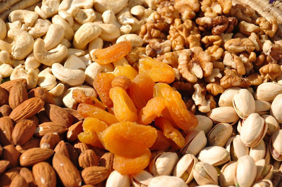 Agricultural products food vegetables dry fruits nuts rice