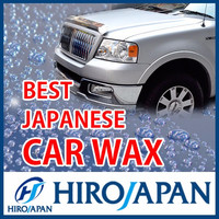 Professional water repelling shampoo car cleaner made in Japan