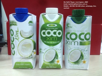 OEM COCONUT WATER - COMPETITIVE PRICE