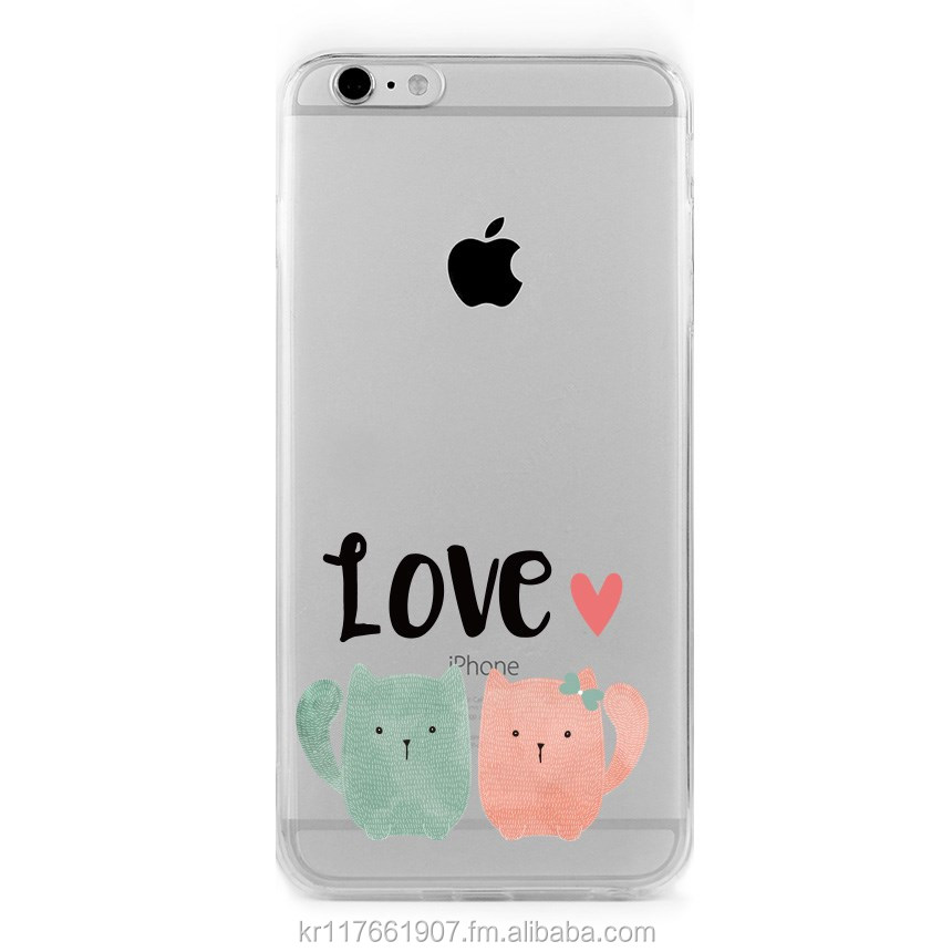 hot selling TPU animal cell phone case