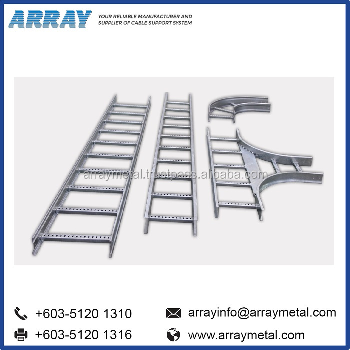 High Quality Cable Metal Ladder Tray