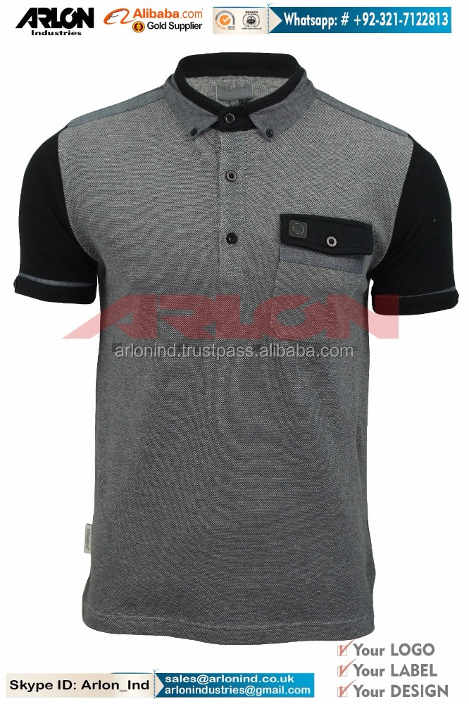 Factory Price Wholesale Custom Men Branded Formal Polyester Dri Fit Running Polo T Shirts