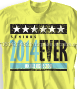 School College T Shirts with your custom Prints,Embroidery and Tags