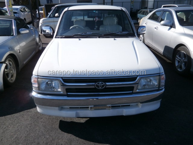 USED CARS FOR SALE FOR TOYOTA HILUX 2000 (MODEL : GC-RZN152H, ENGINE : 1RZ)