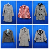 USED CLOTHES : LADIES WOOL COAT