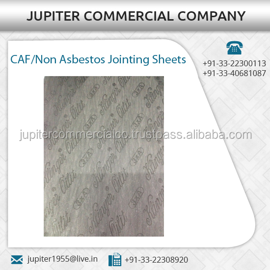 Highly Tensile and Durable Quality of Jointing Sheets / Gaskets Available for Sale