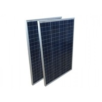 100W solar panel from ista breeze