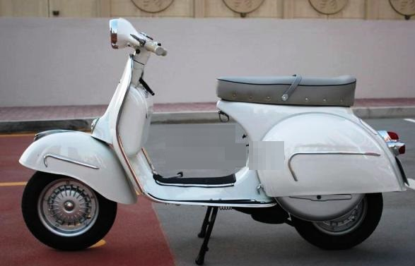 USED MOTORCYCLES - VESPA GS160 MK1 1962 SCOOTER