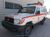 TOYOTA LAND CRUISER LC78 HARDTOP AMBULANCE 2016