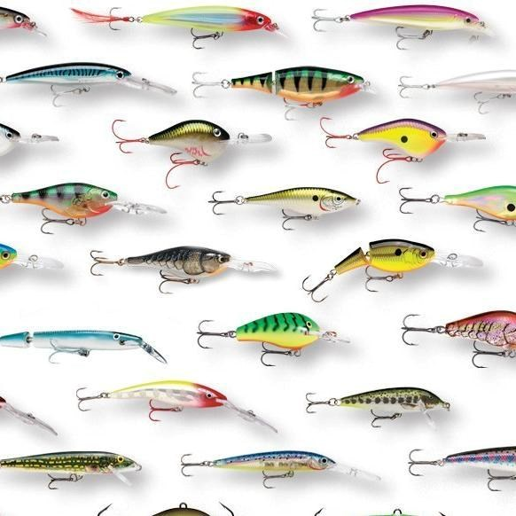 Popular and Reliable soft fishing lures Fishing tackle at reasonable prices