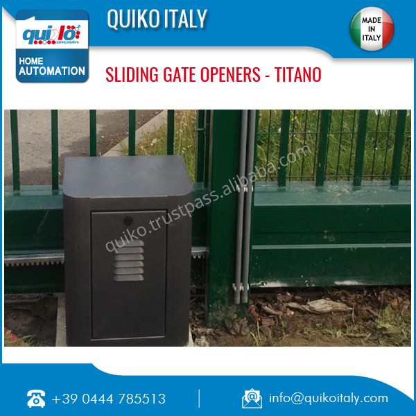 Titano Heavy Duty Sliding Gate Motor-QK-T60004