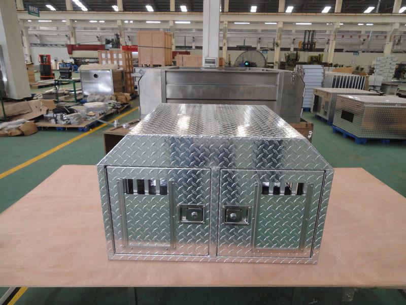 Truck Aluminum Dog Box Tool Box With Top Storage Buy