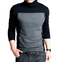 new-korea-casual-slim-fit-men-s-V-neck-full-sleeve-font-b