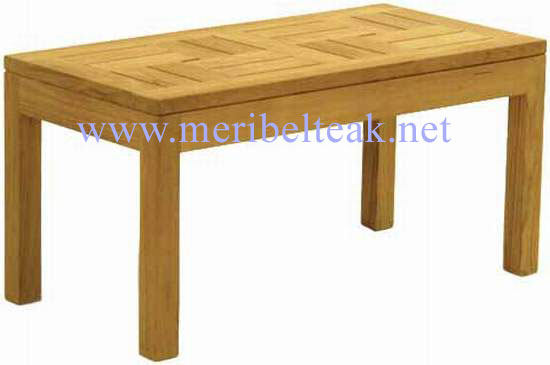 Indonesia Furniture-COFFEE TEA TABLE Teak Furniture
