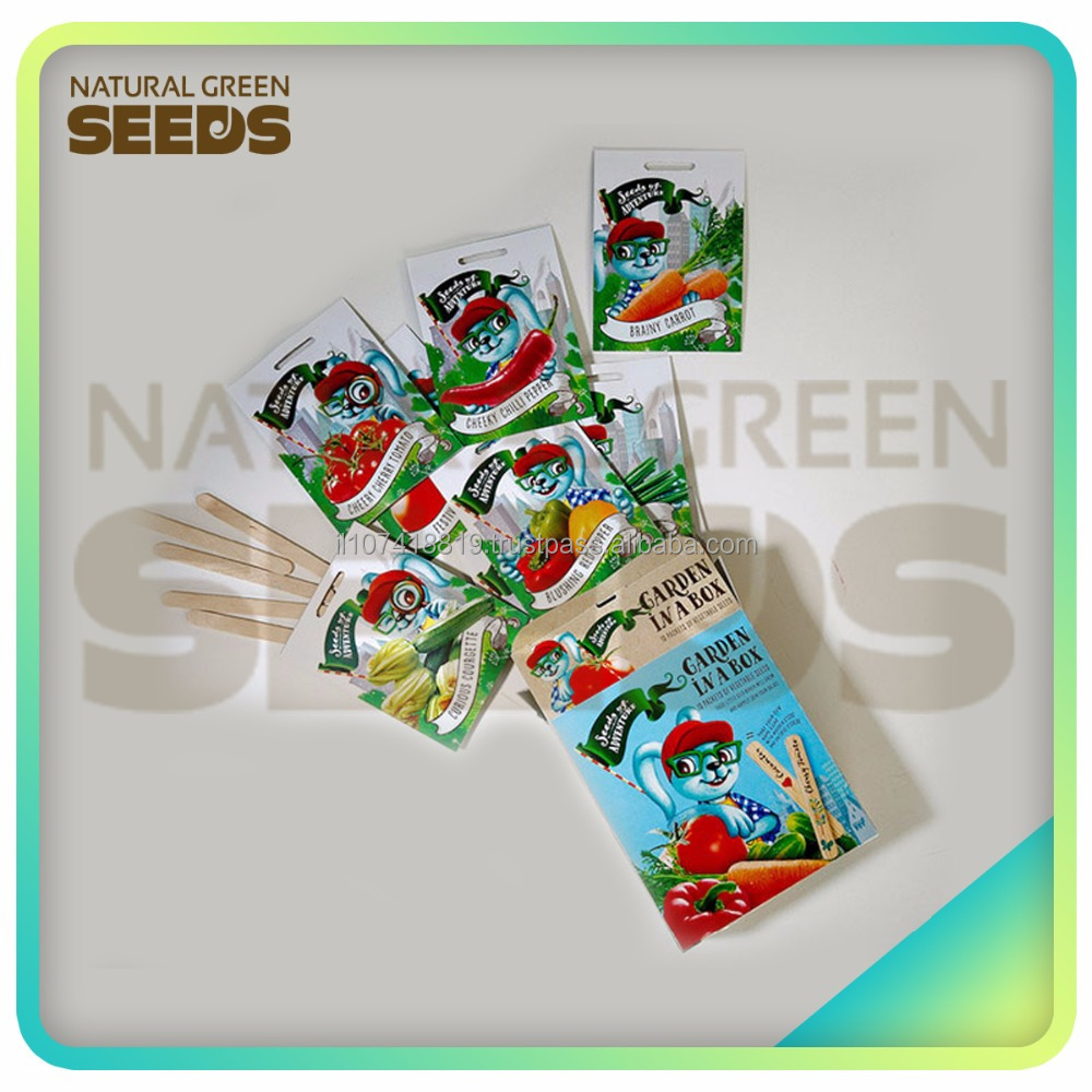 Horticulture Seeds Pack