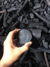 BBQ hard wood charcoal good quality/low ash and cheap price for sales