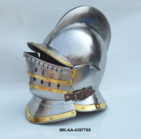 Antique Medieval Knight Helmet