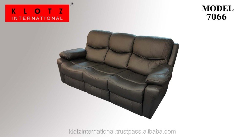 Modern Luxury Style Comfy Recliner Sofa 7066