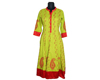 ANARKALI COTTON LONG FROCK