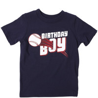 Birthday special printed kids tshirts