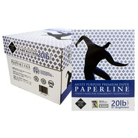 "PAPERLINE (97) GLOBAL 8.5"" X 11"" White Copy Paper (10 Reams/Case)"